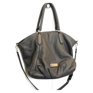 Marc by Marc Jacobs Workwear Bag Leather Grey